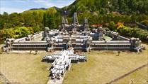 World theme square park