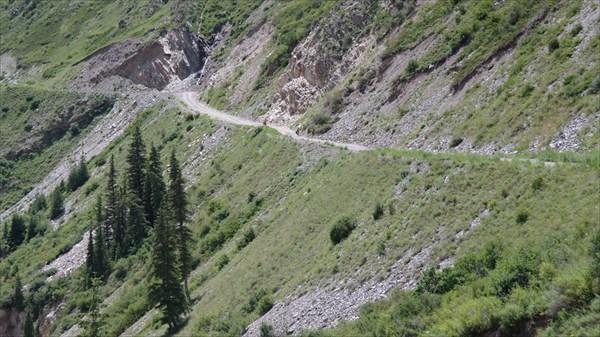 Ущелье Капчыгай