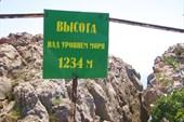 Самая высокая точка Ай-Петри
