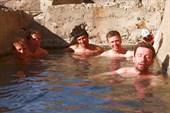Радоновые ванны на Сарыджазе.