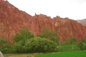 Панорама на древний город.