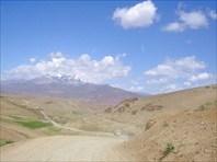 Дорога на Бамиан.
