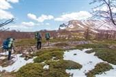 По дороге к верхнему плато Чатыр-дага