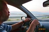 По дороге от Мертвого моря к Эйлату