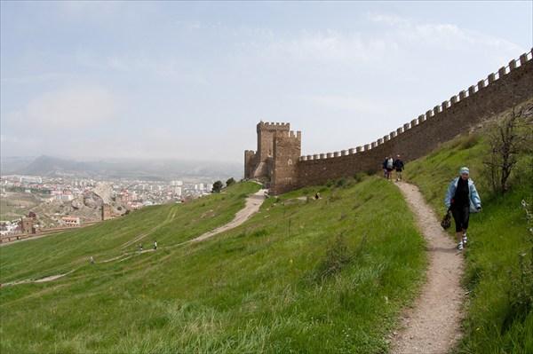 Судакская крепость.