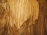 В зале Классики. Стены пещеры.