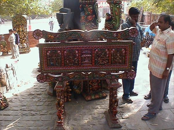 Делийский базар