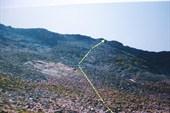 DSC02234 Путь группы при подъёме на перевал Чарышский Северный