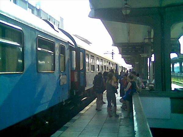 Тимошара, ж\д станция