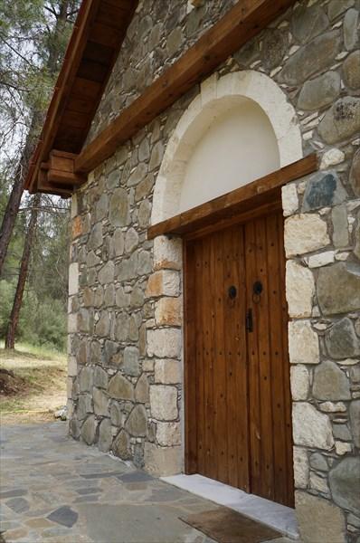 Церковь святого Меркуриуса в горах