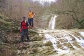 у водопада Галстук