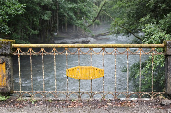 Плотина на Рице