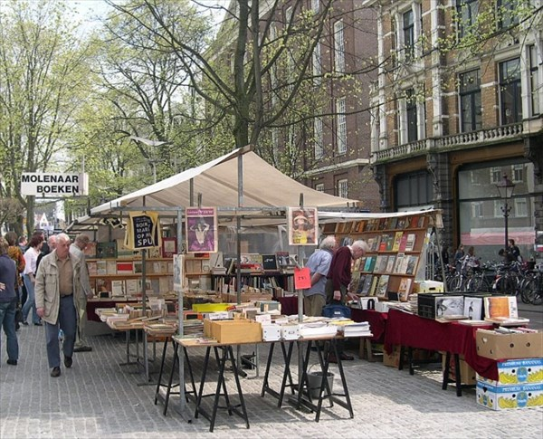 Amsterdam-markets