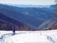 Горный Алтай, хребет Иолго, Каракольские озёра 3-8 января 2019