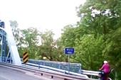 Мост через Вислу под Торунью.