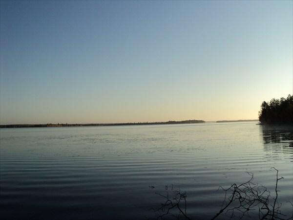 Озеро Большое окуневое