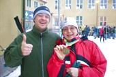 Матиас и Катрин-наши друзья из Дрездена
