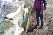 ледник перед пер.Молодых