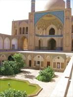один из исторических домов Кашана