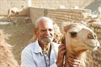 хозяин и его верблюд