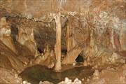 зал в пещере