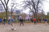 Традиционный спелофутбол - 2