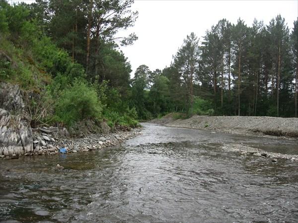 Речка Карпысак