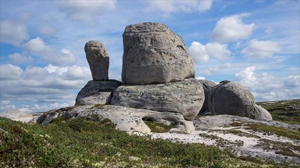 В Верхнем Каменном городе