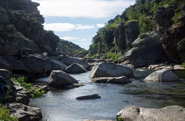 Непроходимый каньон
