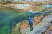 Рыбалка в Водопадном каньоне