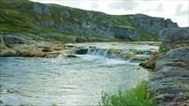 Самый высокий водопад в Водопадном каньоне
