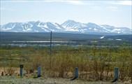 Вид со станции Елецкой в сторону Паейера