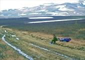 Междуречье между долинами М. Хараматалоу и Бурхойлы