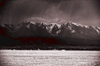 Дождь над Северо-Чуйским хребтом