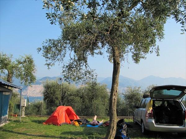 Италия.Озеро Гарда