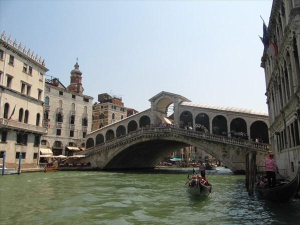 Италия. Венеция. Grand Canal