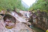Водопадики на Ивак-2