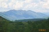 Перевал Луча/Реперная 1200 м