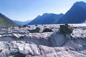 ледниковые ручьи..