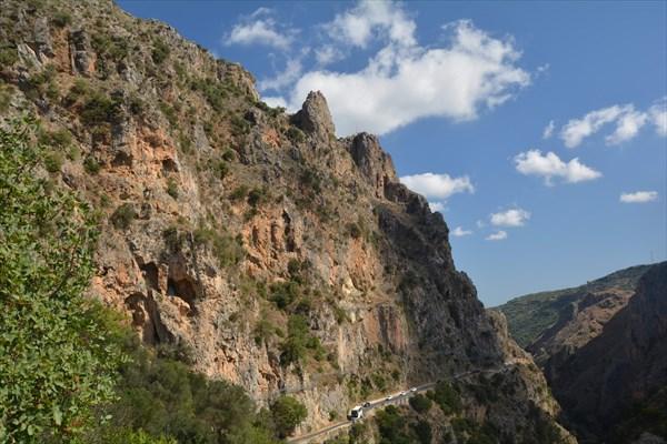 Ущелье Topolia