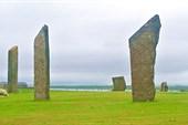Мегалиты Стеннеса (памятник эпохи неолита)
