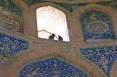 Мозаика 14 век.
