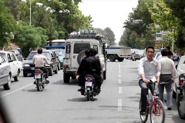 Движение на улицах