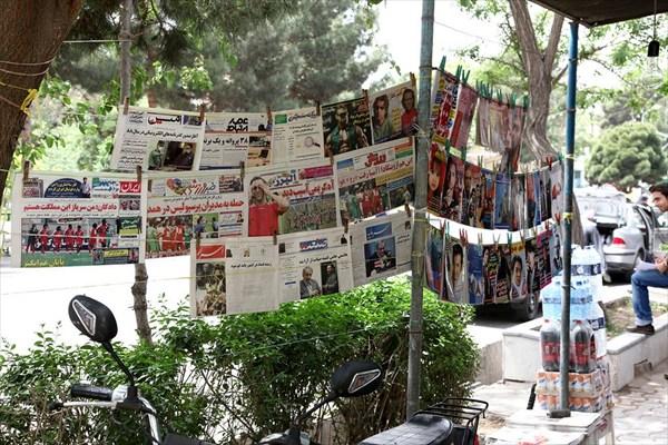 Иранская пресса