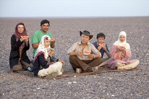 Все участники экспедиции