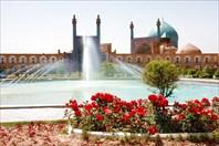 Центральная площадь Исфахана