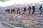 Подход под перевал Сибстрин