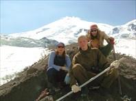 Вокруг Эльбруса + на Эльбрус, август 2007, рук. Хохлов Д.А.. (c)