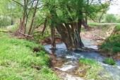14 вход в `водопад`