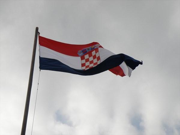 062-Трогир-Камерленго-Флаг